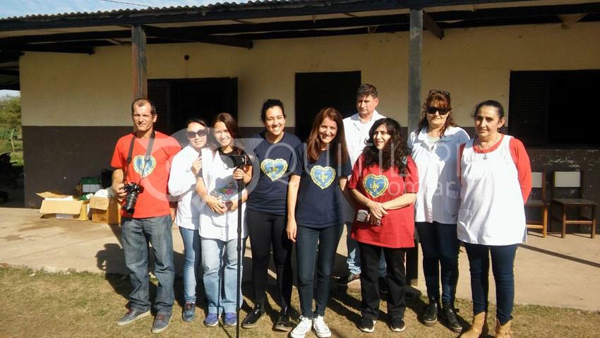 10Integrantes de la ONG y Docentes