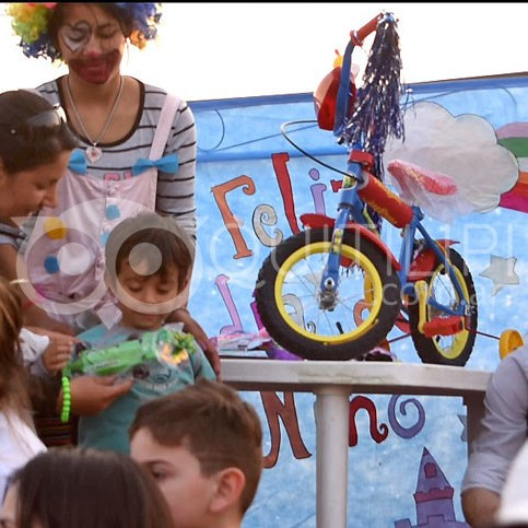 Brilló la fiesta de la Niñez en el Barrio San Cayetano 9