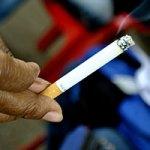 stop smoking cigarettes
