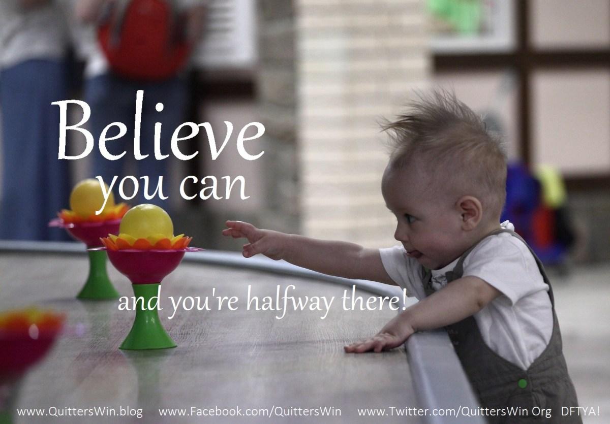 believe 1