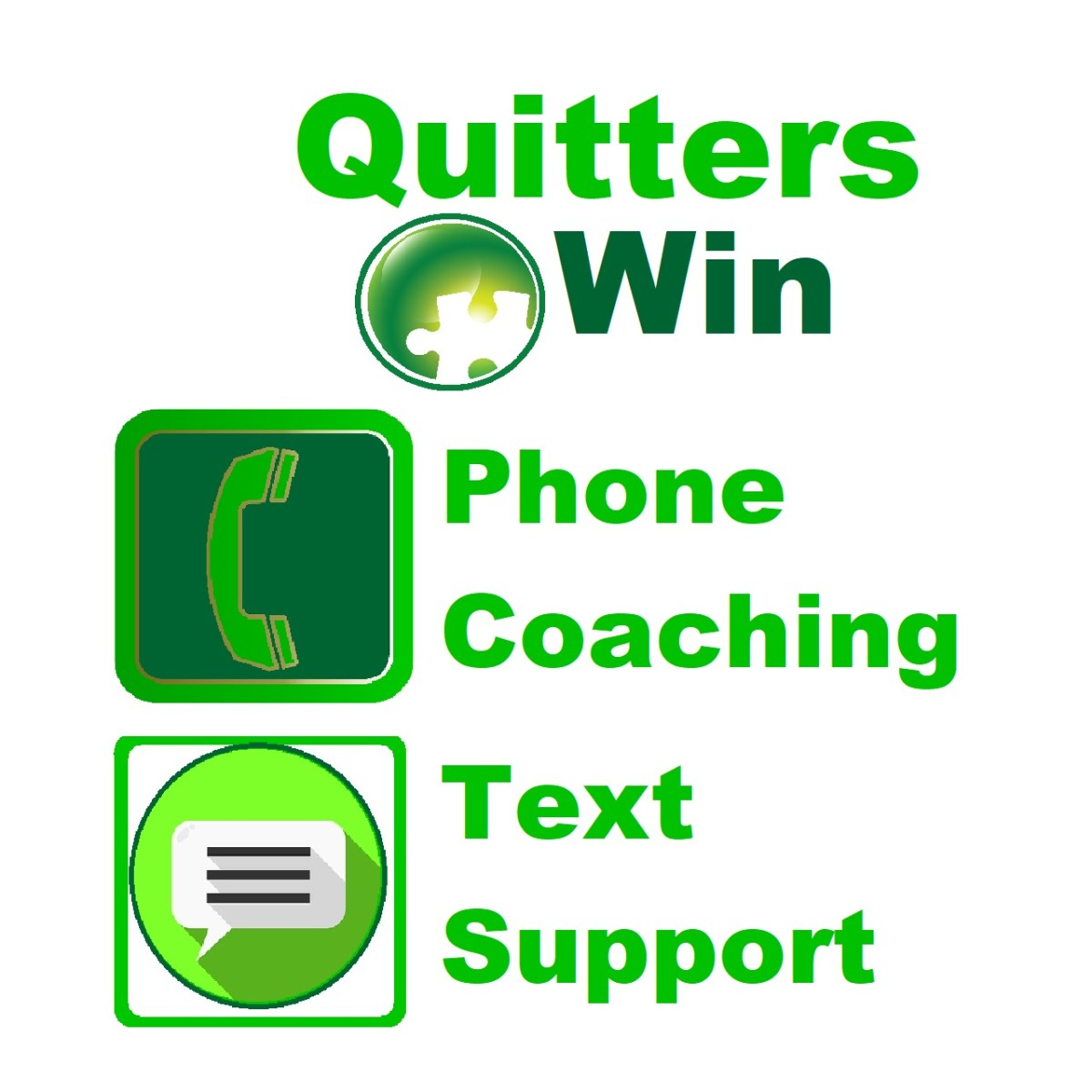 QW Phone Text Support