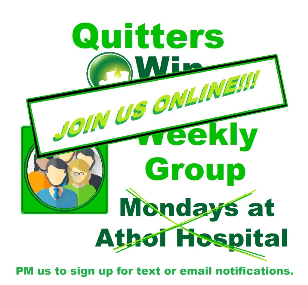 monday meetings at Athol Hospital now online