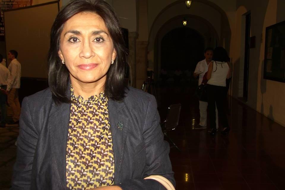 Integraré una escuela en beneficio de los alumnos: Verónica Cortés Navarrete