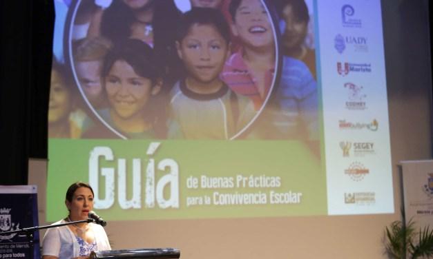 El Ayuntamiento presenta la guía para prevenir el acoso escolar