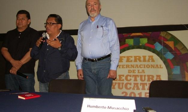 """""""El  periodismo cultural está mal escrito y mal pensado"""": Humberto Musacchio"""