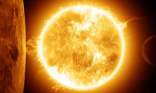 ¿Es el Sol la estrella más grande y brillante?