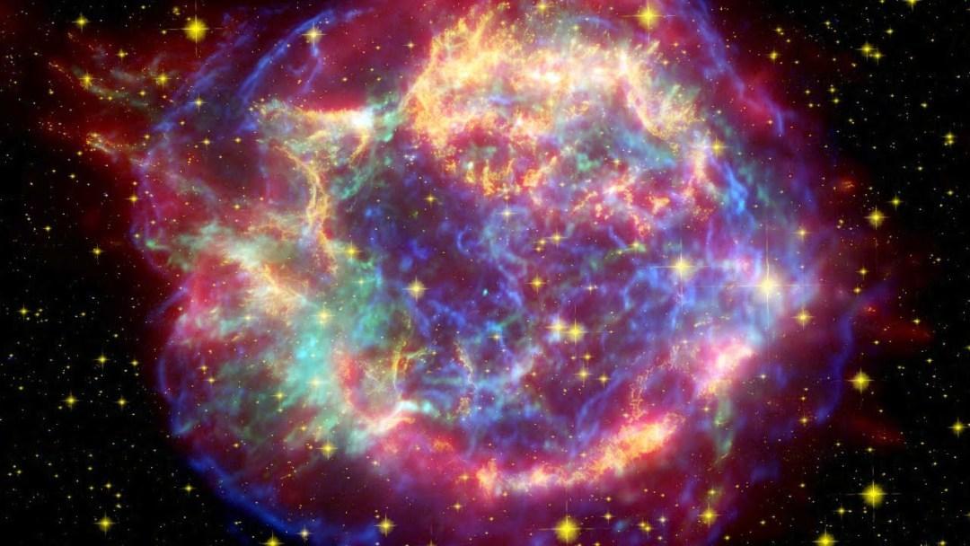 Supernova | Foto: www.nasa.gov