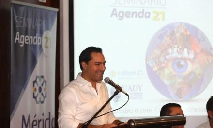 Agenda 21 impulsará una actividad cultural nunca antes vista en Mérida