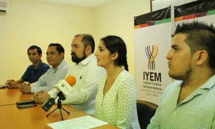 Presenta IYEM eventos estratégicos para impulsar ecosistema emprendedor