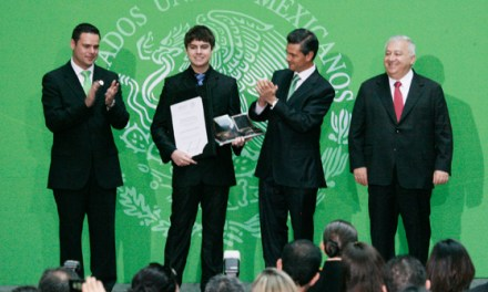 Un mexicano que inspira: la historia de Leonel