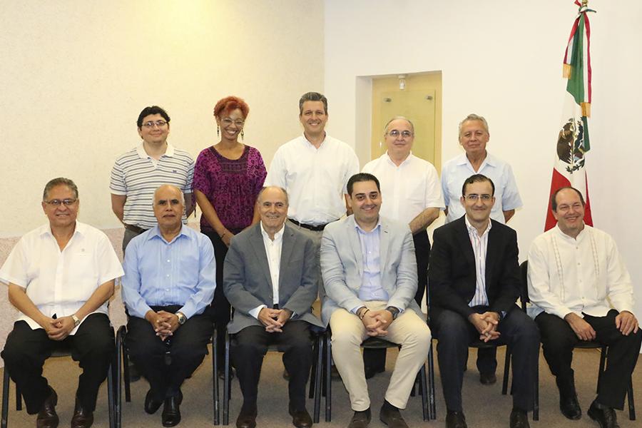 Trascendente paso para internacionalizar licenciaturas de la UADY