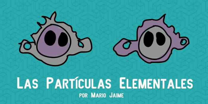 Las Partículas Elementales y el Principio de Incertidumbre