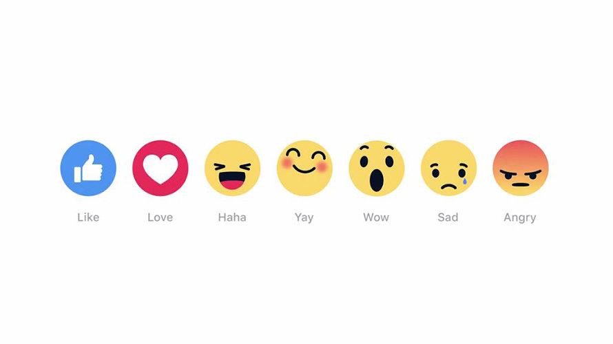 ¿Te gustan, te encantan o te enojan los nuevos botones de Facebook?