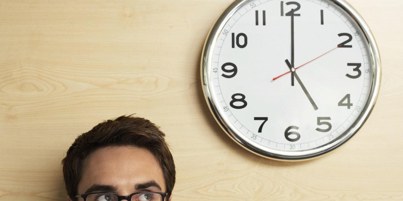 Los dictados del reloj