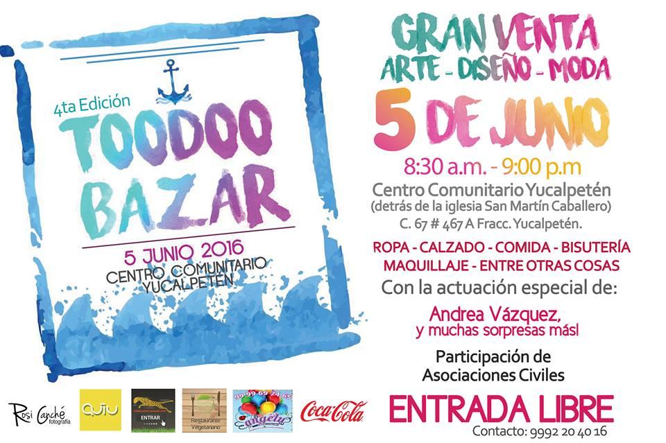 Toodoo Bazar: apoyando a los emprendedores de Mérida