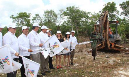 Inicia construcción de edificio del Grupo Plenum