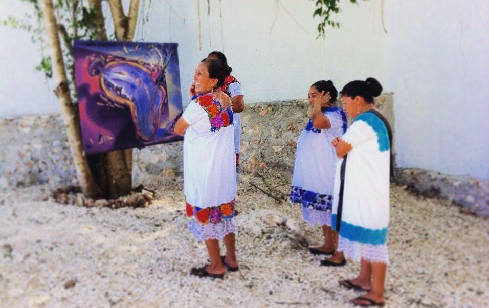 Casa Comunitaria en Tzucacab