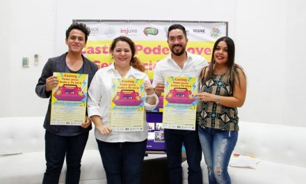 Anuncian casting Poder Joven Radio y TV