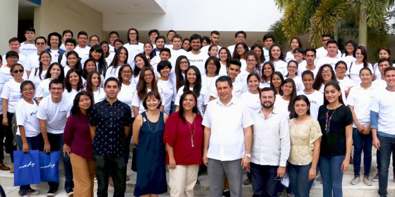 La UADY en proceso permanente de internacionalización de sus estudiantes