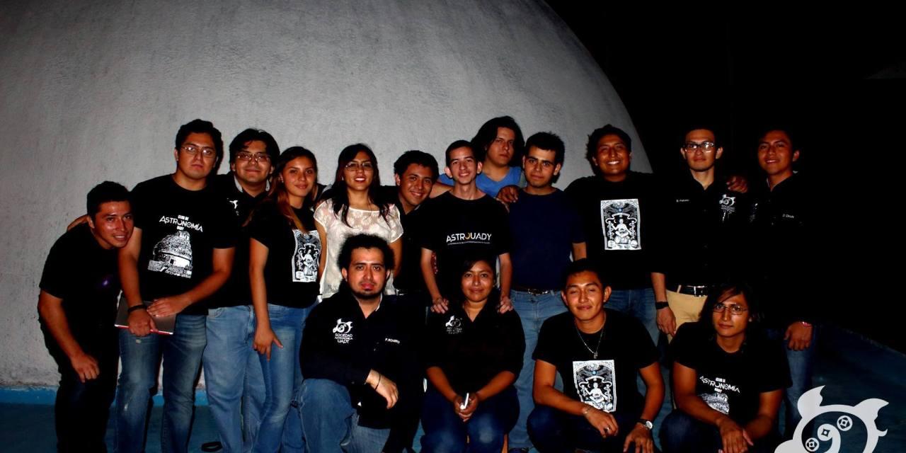 La Sociedad Astronómica de la UADY impartirá Curso de Astronomía Básica