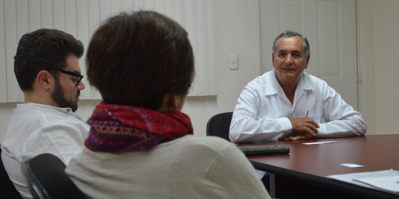 Académicos del Politécnico de Milán visitan la Universidad Modelo