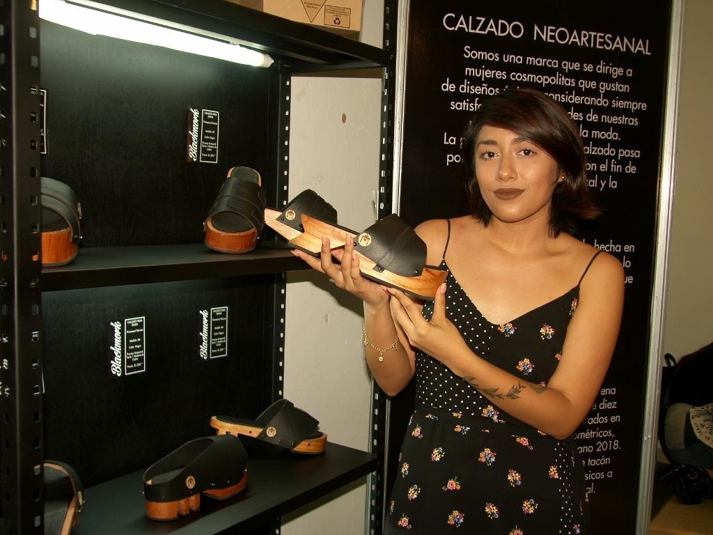 Mónica Ferráez. Calzado neoartesanal