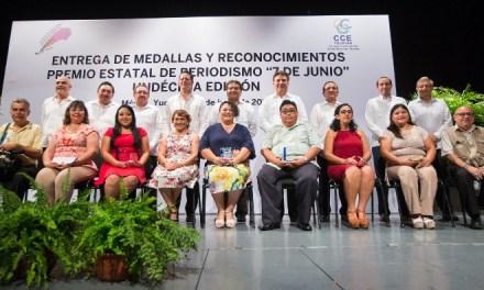 Yucatán contará con Unidad Especial de Atención a Periodistas