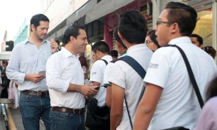 Internet gratuito en calles del Centro Histórico de la ciudad