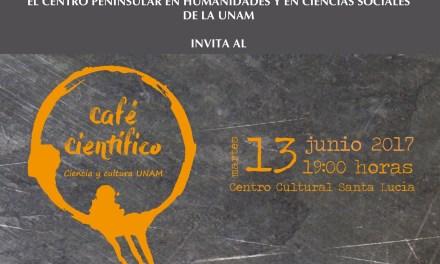 Café Científico sobre el racismo en México
