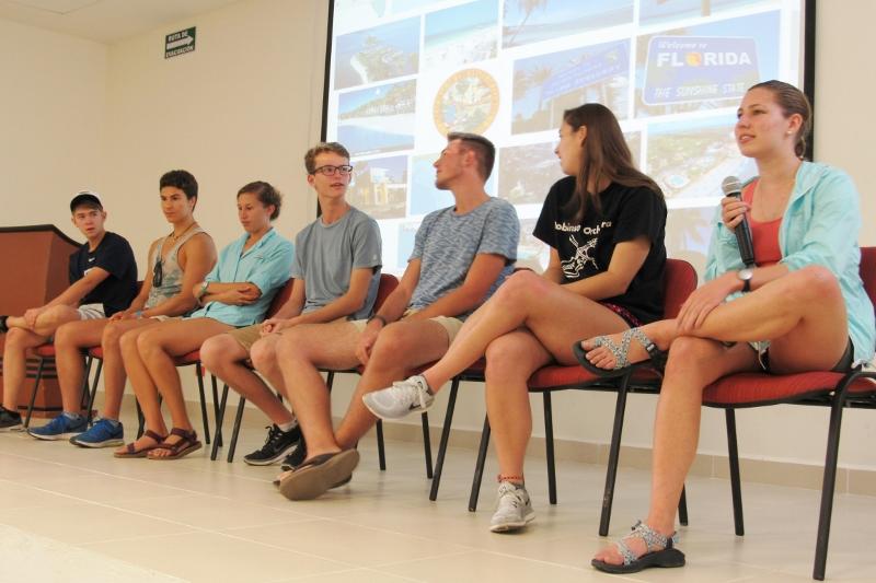 UADY entre las preferidas por estudiantes extranjeros para realizar estancias de investigación