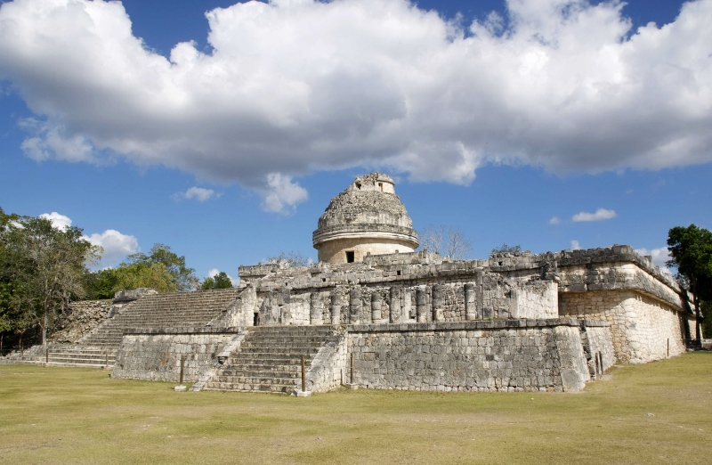 Estudiantes del país se reúnen en Yucatán, tierra de Astrónomos