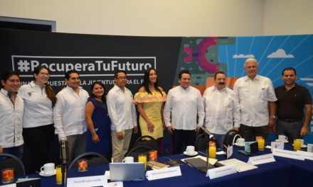 Líderes de la sociedad yucateca debaten sobre libertad y prosperidad incluyente