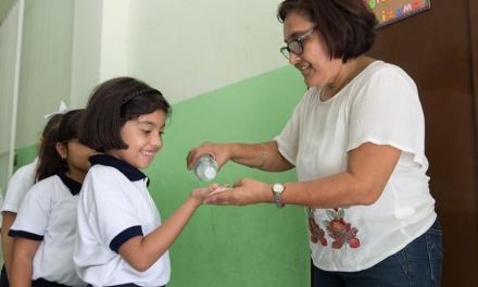 Inician acciones para proteger a estudiantes de la conjuntivitis