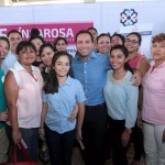 Presentan Línea Rosa, App y línea telefónica para atender la violencia contra la Mujer