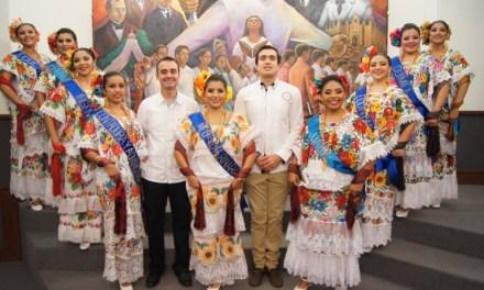 """Luego de cinco años NFU revive el certamen """"Señorita Mestiza UADY"""" 2017"""
