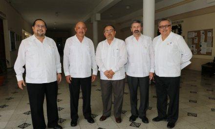 El humanismo y compromiso social, guiarán la gestión del nuevo director de la Facultad de Medicina