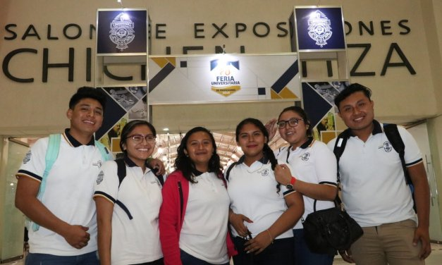 Inicia la Feria Universitaria de Profesiones 2018