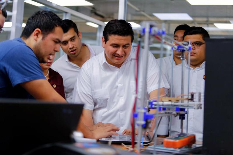 Academia, Ciencia, Tecnología y Deporte, ejes de trabajo conjunto entre SEJUVE y el ITM