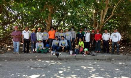 El Voluntariado Ambiental UADY realiza limpieza del manglar de Chicxulub Puerto