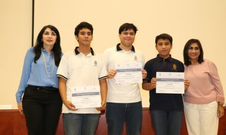 Trece estudiantes de la UADY se preparan para la fase nacional de la Olimpiada de Física