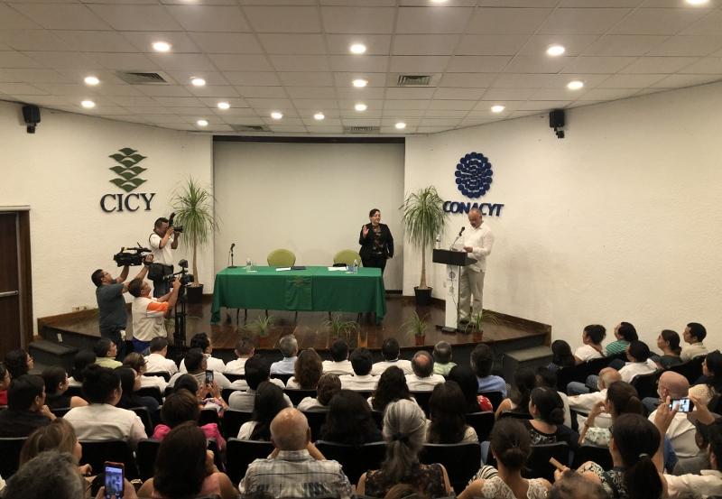 Designan a  Guadalupe Beatriz Xoconostle Cázares nueva directora general del CICY