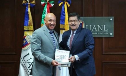 La Universidad Autónoma de Nuevo León será la invitada de honor a FILEY 2018