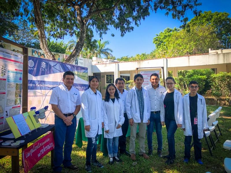 Egresados de Talento CICY representarán a Yucatán en ExpoCiencias Nacional