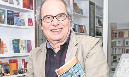 """Héctor Manjarrez, Premio Excelencia en las Letras """"José Emilio Pacheco"""" 2019"""