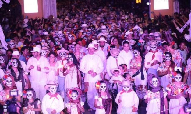 El Festival de las Ánimas se consolida como detonante económico y turístico de Mérida