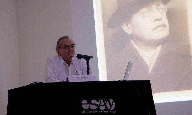 ESAY ofrece conferencia sobre vida y obra del compositor noruego Halfdan Jebe en Yucatán
