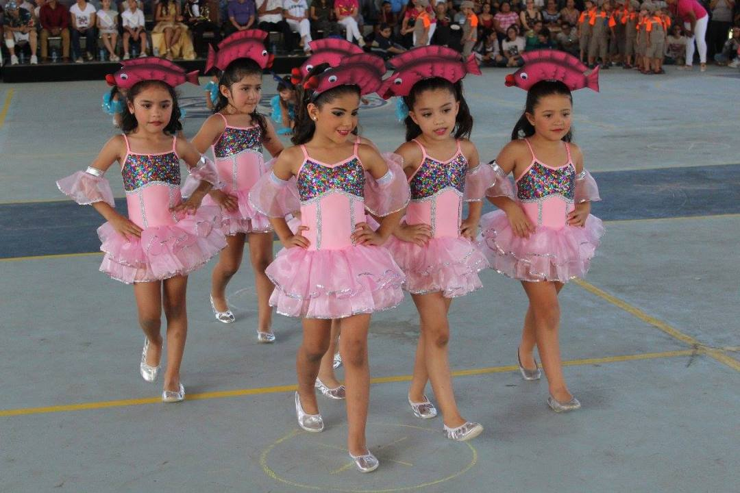 Carnaval Escuela Modelo 6