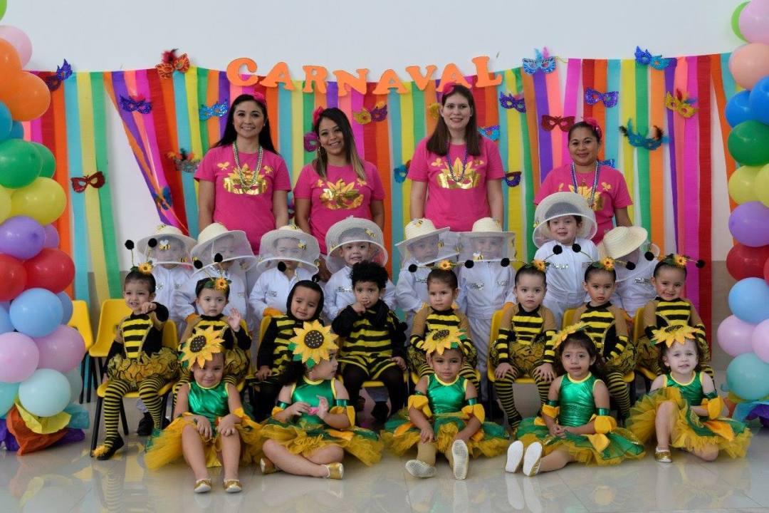 Carnaval Escuela Modelo 7