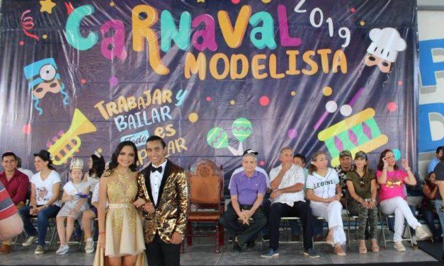 Lo mejor del Carnaval Modelista