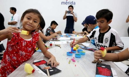 El Ayuntamiento de Mérida y la Red Fab Labs Japón realizan Global Kids 2019